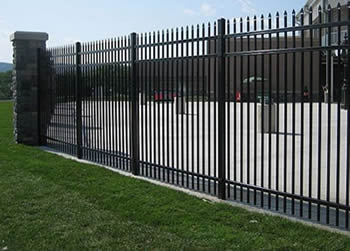 Steel Fence Panels Gates For Your Premises And Pool