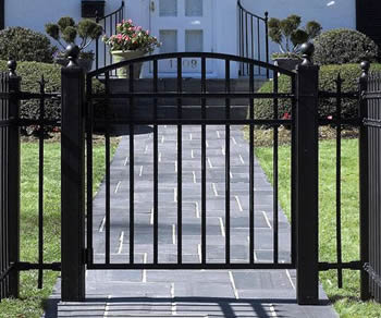 Quality Steel Fence Gates For Access