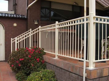Steel Balustrade Handrails Secure Balconies Amp Decks
